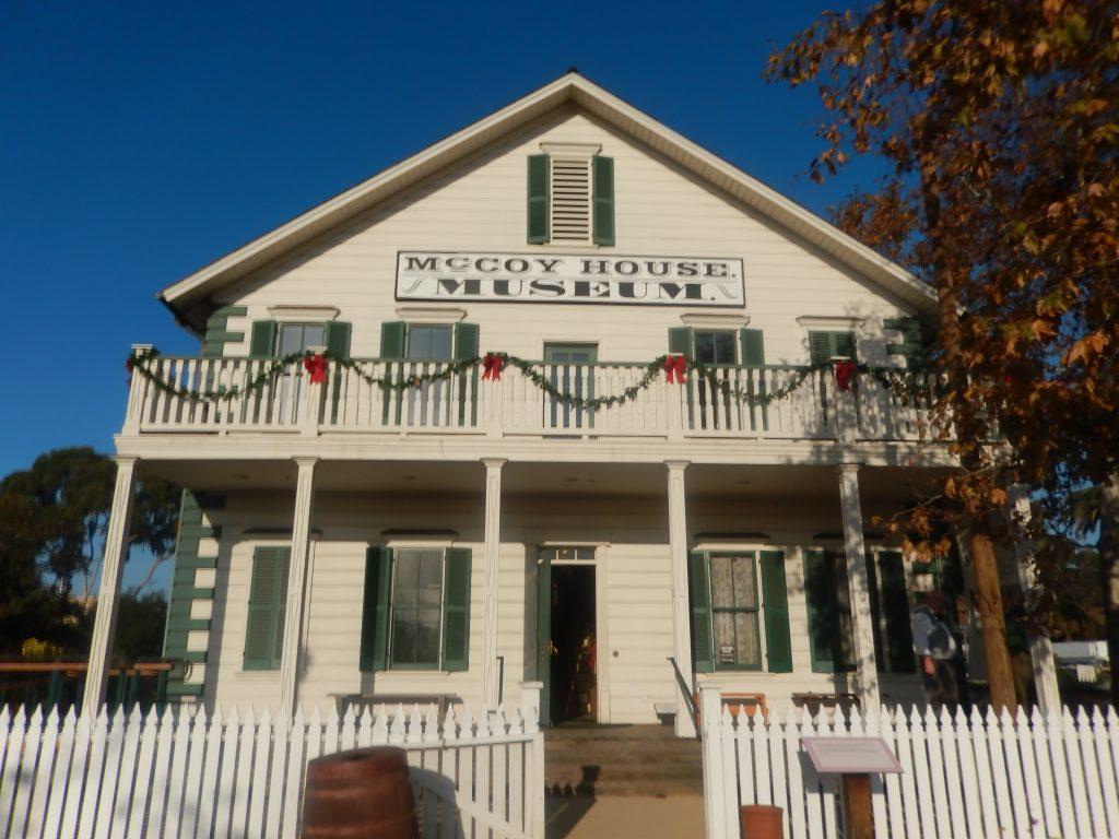 McCoy House