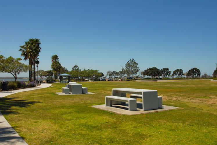 Chula Vista Marina View Park Playground San Diego Bay