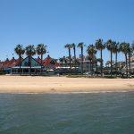 Coronado Ferry Landing Restaurants and Shopping