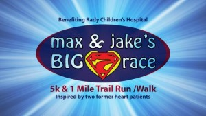 Max and Jake's Big Race