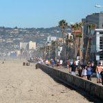 Mission Beach - Pacific Beach Boardwalk