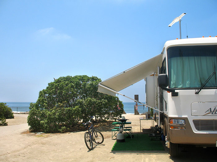Full hookup camping in san diego