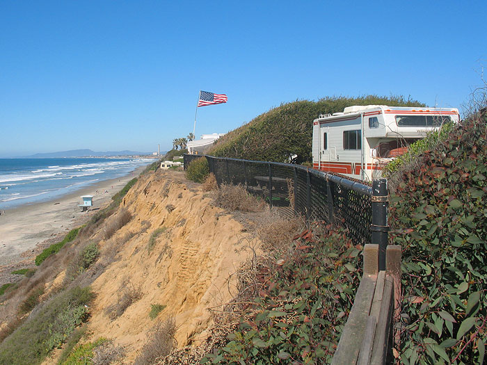 Carlsbad Beach Camping Reviews
