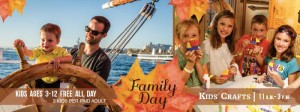 Family Day at the Maritime Museum