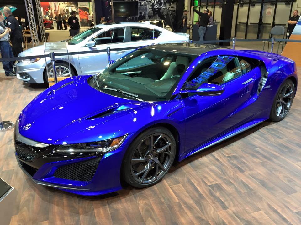 San Diego International Auto Show Car Exhibits Latest Models - San diego international car show
