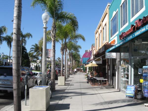 Coronado S Orange Ave District San Go Coast Life