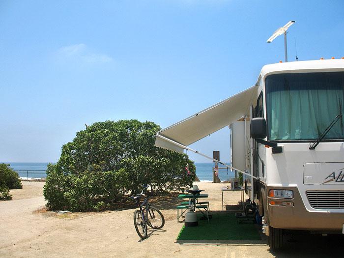 San Elijo State Beach Campground Rv Camping Cardiff Ca