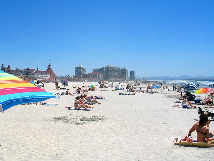 Del Beach Coronado The Best Beaches In World